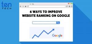 6 Ways To Improve Website Ranking On Google - 2021