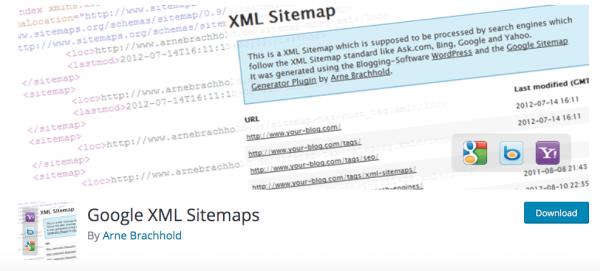 Google XML Sitemaps - SEO Plugins to Optimize Your Website