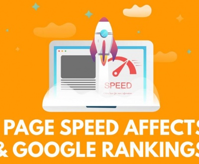 Page Speed, SEO, Google Rankings