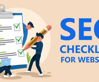 SEO Checklist for Websites