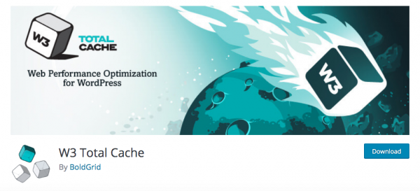 W3 Total Cache - SEO Plugins to Optimize Your Website